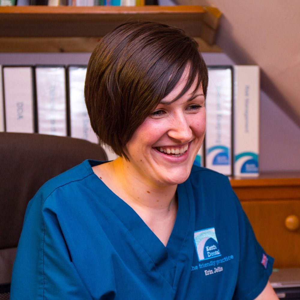 Erin Jellis - The Keith Dental Practice