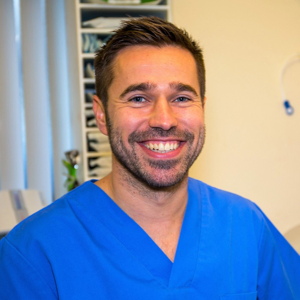 Dr Javier Bobes Bascaran - The Keith Dental Practice