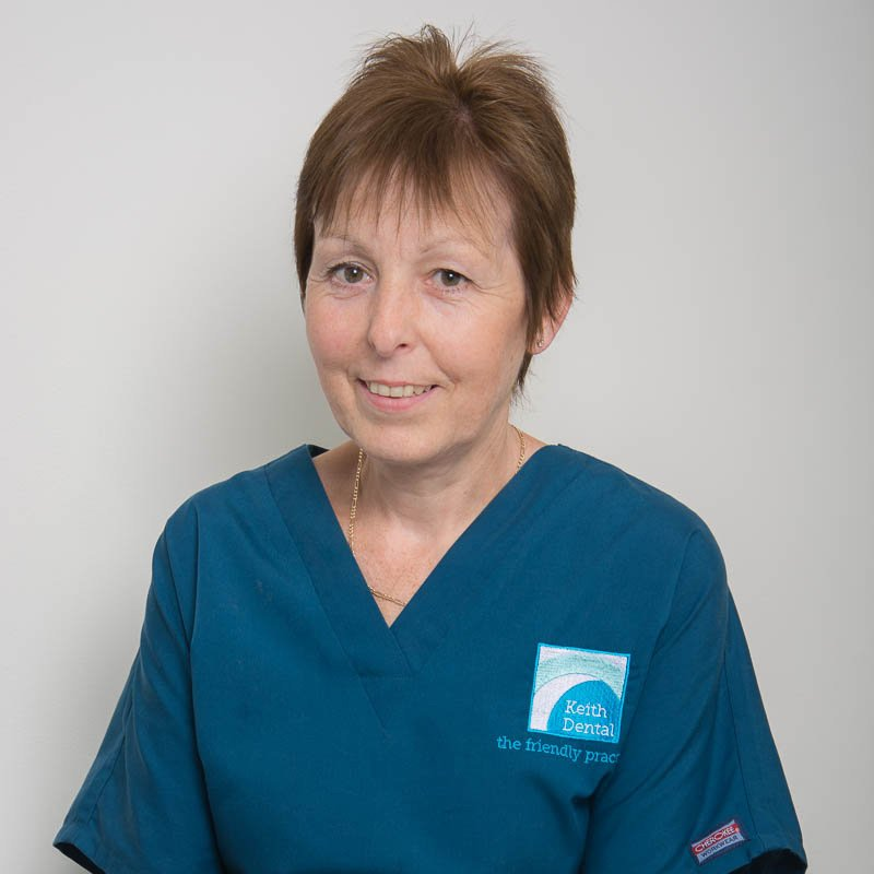 Mrs Kay Mackie - The Keith Dental Practice