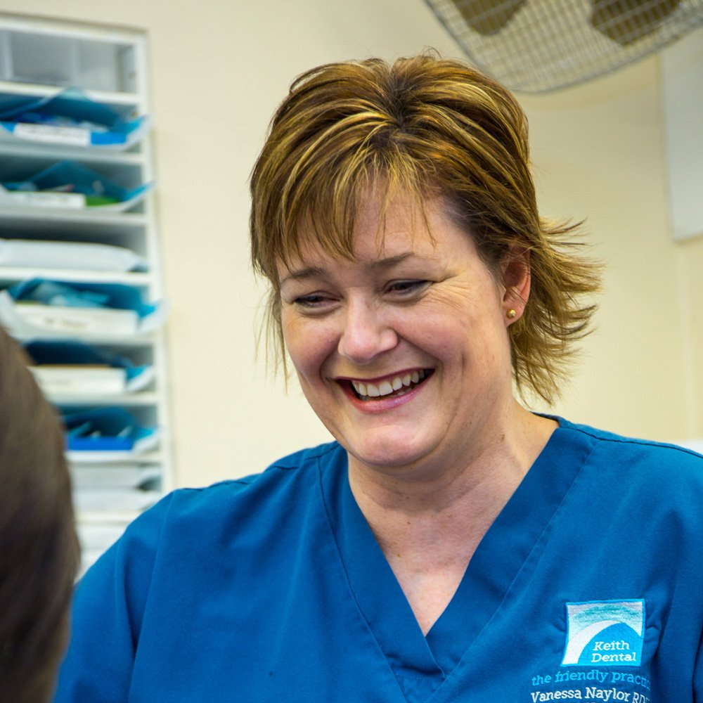 Mrs Vanessa Naylor - The Keith Dental Practice